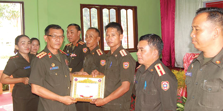 Battalion 427 adopted as first term of Cultural Battalion